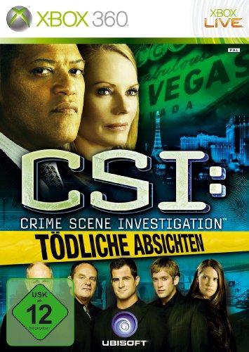 Ubisoft  CSI: Deadly Intent (Xbox 360)