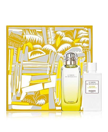 Hermes Le Jardin De Monsieur Li - Edt 100 Ml + Tělové Mléko 80 Ml 180 ml