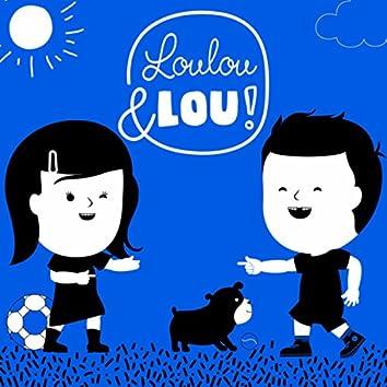 Piano Liedjes Loulou & Lou