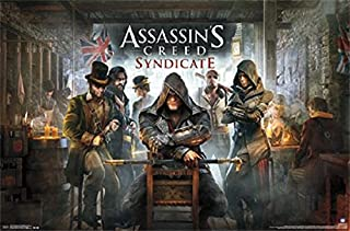 Best ac syndicate poster Reviews