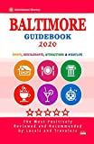 Baltimore Guidebook 2020: Shops, Restaurants, Entertainment and Nightlife in Baltimore, Maryland (City Guidebook 2020)