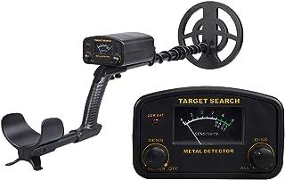 pedkit Detector de metal, haste ajustável de alta precisão, 20 cm, bobina impermeável, todos os modos de metal e disco par...