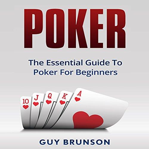 Poker audiobook cover art