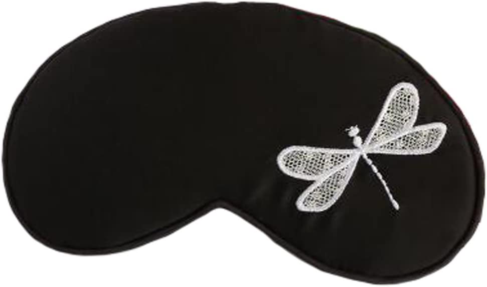 Silk Dragonfly Max 46% OFF Sleep Mask Comfortable Eye Care Eye-Sh Super beauty product restock quality top