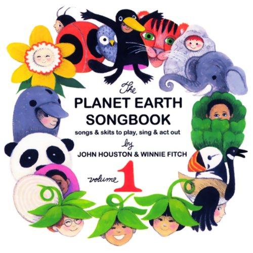 The Planet Earth Songbook audiobook cover art