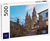Lais Puzzle Antigua Catedral gótica de Santiago de Compostela, Galicia, España 500 Piezas