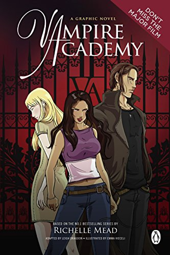 Vampire Academy: A Graphic Novel (English Edition)