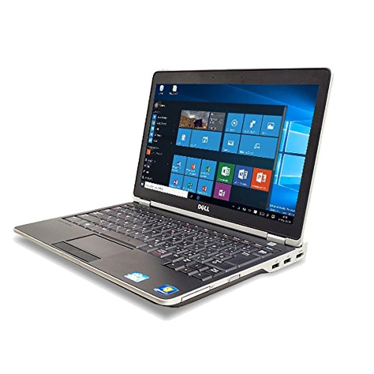 こねるミリメートル負担中古 DELL Latitude E6220 3GBメモリ Corei5 250GB 無線LAN 外付けDVDドライブ 12.5型LED液晶 HDMI Windows7Pro KingsoftOffice付(2013)