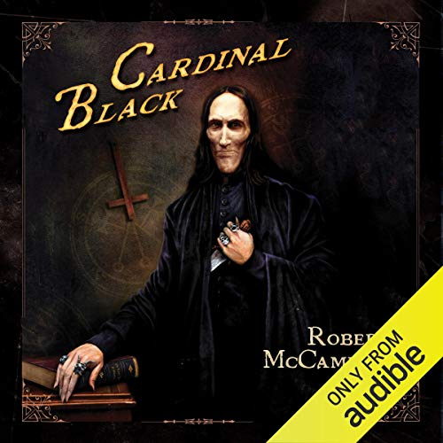 Cardinal Black audiobook cover art