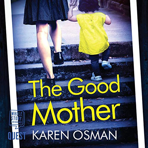 The Good Mother audiobook cover art