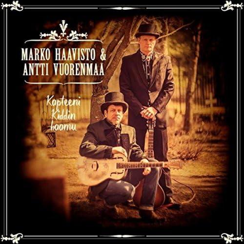 Marko Haavisto & Antti Vuorenmaa