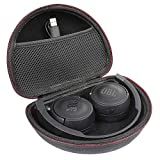 Wynian Tasche für JBL T450BT / T500BT /T460BT über das Ohr drahtlose Bluetooth-Kopfhörer Schutztragetasche-schwarz