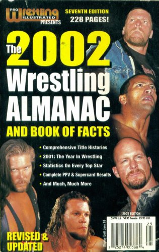 Pro Wrestling Illustrated 2002 Wrestling Almanac and Book of Facts