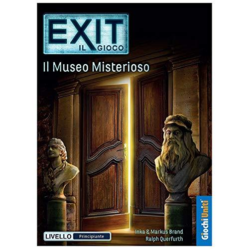 Exit: Il museo misterioso - Escape Room da tavolo | Giochi Uniti
