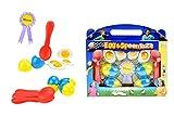 Toi-Toys–Gioco di Uovo e Cucchiaio Personaggio, 51125a, Multicolore