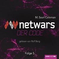 Netwars: Der Code 5 Hörbuch