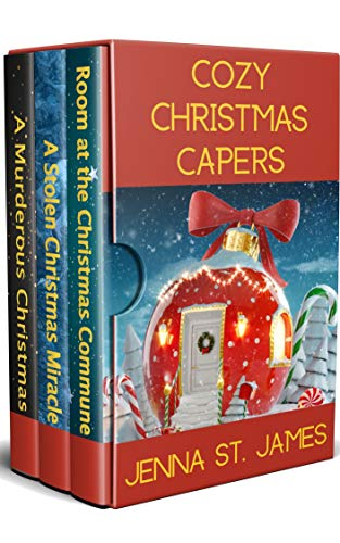 Cozy Christmas Capers by [Jenna St. James]