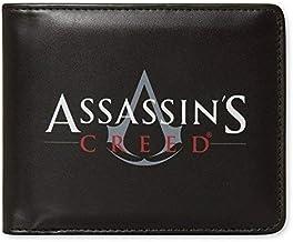 ASSASSINS CREED - Logo 2 - Oficial Cartera de piel falsa - Negro, OS