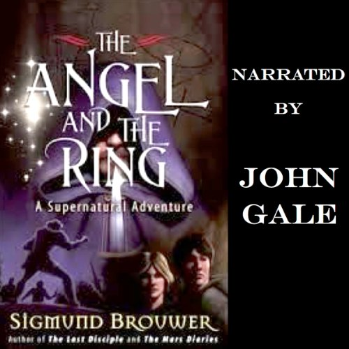 The Angel and the Ring audiobook cover art