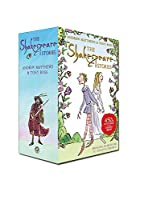 Shakespeare Stories slipcase x 16 titles