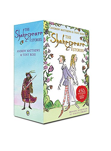 The Shakespeare Stories (Includes 16 books)