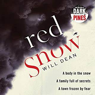 Red Snow audiobook cover art