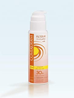 COVERDERM FILTERAY BODY PLUS MILK SPF30 150 ml
