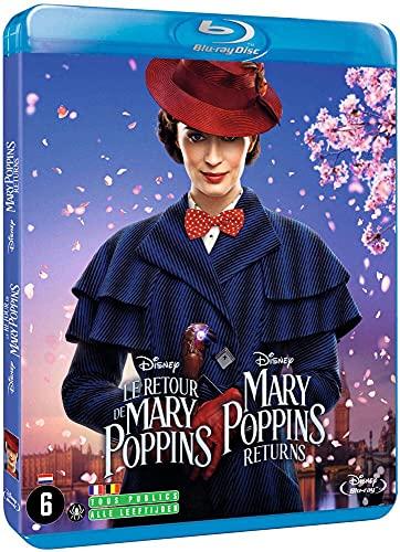Le Retour de Mary Poppins [Blu-Ray]