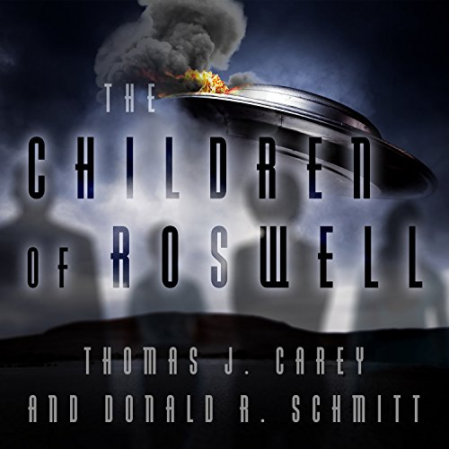 The Children of Roswell audiobook cover art