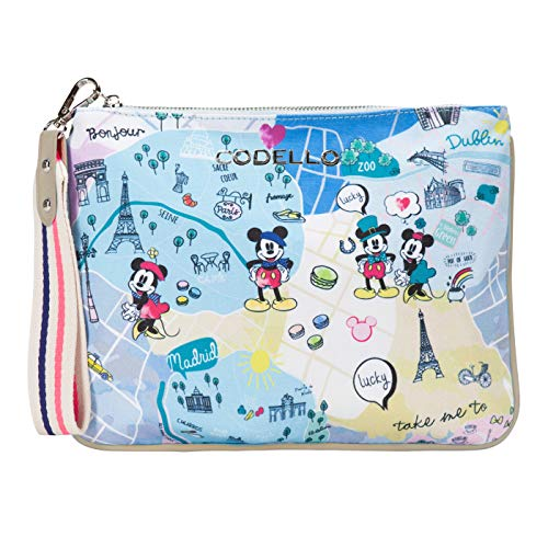 "Kulturtasche ""Disney Mickey Mouse"" aus Canvas"