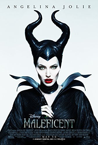 MALEFICENT MOVIE POSTER PRINT APPROX SIZE 12X8 INCHES by 12X8 INCHES