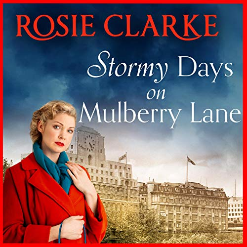 Stormy Days on Mulberry Lane cover art