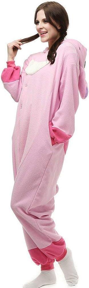Animal Adults Stitch Onesie Halloween Costumes Animals Sleeping Pajamas