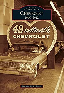 Chevrolet:: 1960-2012 (Images of America)