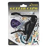 Kapodaster für E-Gitarre von Donner - 6