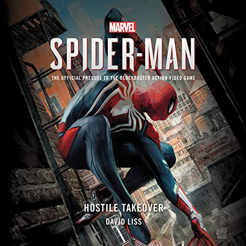 Marvel's Spider-Man: Hostile Takeover cover art