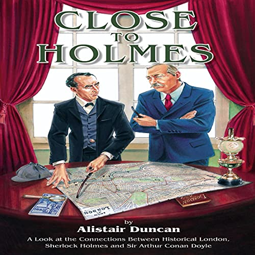 Close to Holmes cover art