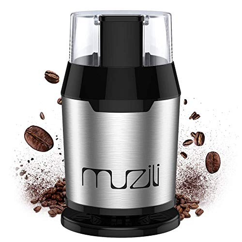 Coffee Grinder, Muzili Electric ...