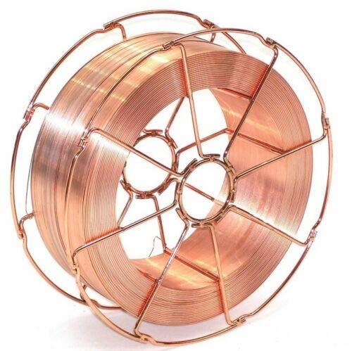 Stahl SG2 Schweißdraht 0,8 mm 15 kg MIG/MAG Schweißgerät Schutzgas Draht NEU AWZ