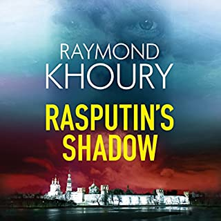 Rasputin's Shadow cover art