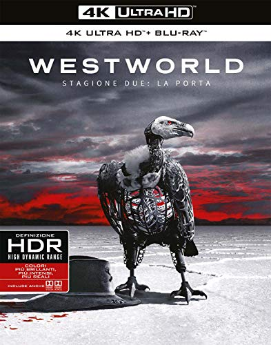 Plt Swesterworld Stagione Due 4k Ultra Hd + Blu-ray - BluRay