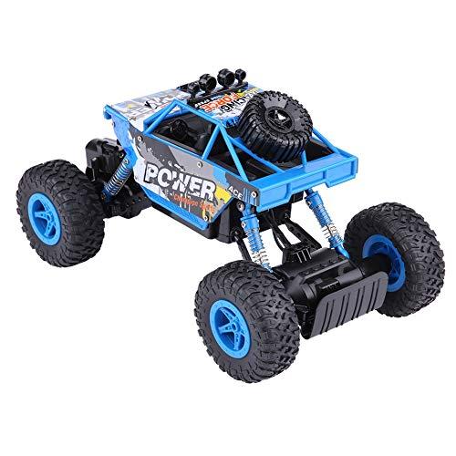 Wxlxj RC Toy Car 2.4ghz Control Remoto Vehículo De Juguete RC Juguete Crawler Drive De Cuatro Ruedas 1/18 Scale RC Crawler Coche RC Juguete
