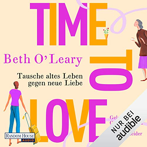 Time to Love (German edition) cover art