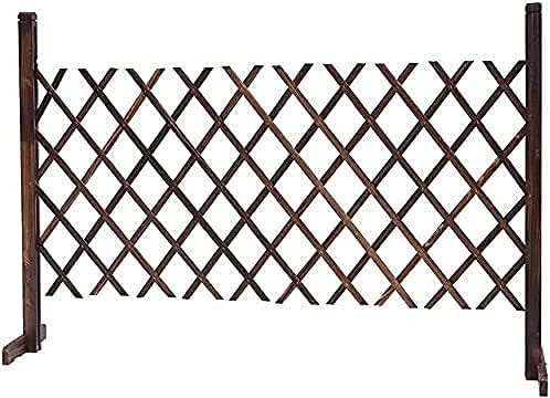 llxyzrzbhd Trellis Fence Extendabl Wood Extendable Limited time for free shipping Oklahoma City Mall