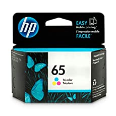 Image of the product HP   65 Ink Cartridge   that is listed on the catalogue brand of HP. The product has been rated with a 4.7 over 5