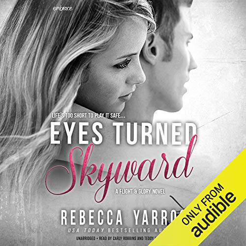 Eyes Turned Skyward audiobook cover art