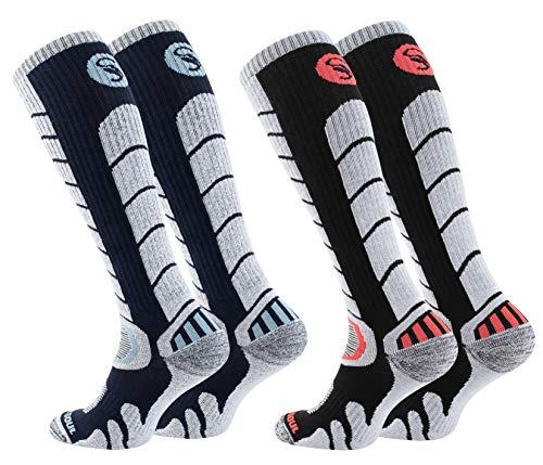 STARK SOUL 2 paires de chaussettes de ski et...