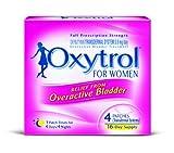 Oxytrol for Women Overactive Bladder Transdermal Patch, 4 Count