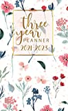 Three year planner 2021-2023: Pocket Size 4x6.5 inch Months Yearly Calendar Holidays Agenda Schedule Organizer Appointment Address Book password log Jan 2021 - Dec 2023 Suitable for portability