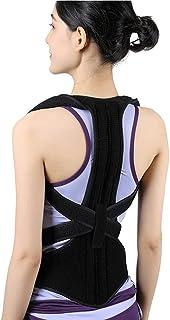EODNSOFN Correcteur de la posture Back Back Back Bretelles Lumbar Support Courroie Humpback Prévention du corps Redresser ...
